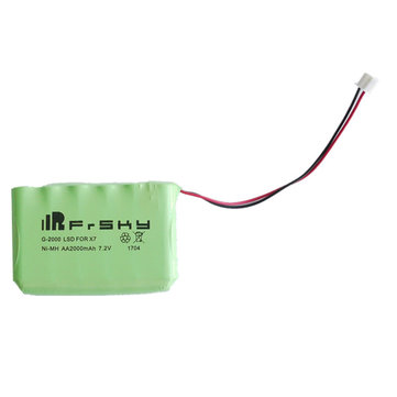 Frsky ACCST Taranis Q X7 Transmitter Spare Part 7.2V AA 2000mAh NiMH Battery for RC Drone FPV Racing