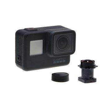 GoPro Hero 5/6 Nero Sostituzione 170 gradi lente