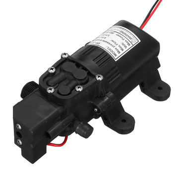 12V 65W Transfer Pump Electric Sprayer Pump Car Wash High Pressure Water Pump