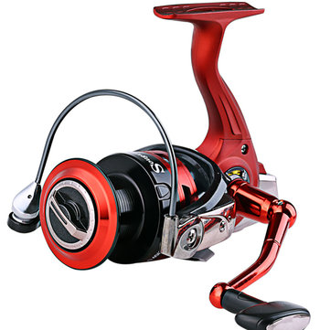 Sougayilang BD3000-5000 5.2:1 13+1BB Super Hard Metal Spinnig Reel Carp De Pesca Fishing Reel