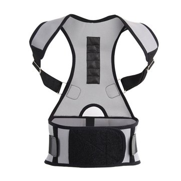 Magic Paste Correct Kyphosis Adjustable Straps Waist Trainer Shapewear