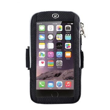 TS805 en cours d'exécution de sac de téléphone en plein air de sac de bras de sport d'écran tactile