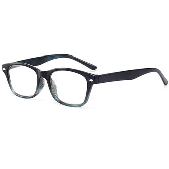 Mens Women Full Frame Lightwight Reading Glasses Casual Resin Presbyopic Glasses