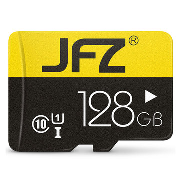 JFZ Two Tone Edition 128GB Class 10 TF Memory Card