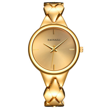 BAOSAILI BSL1048 Fashion Women Watch BSL1048 Luxury Ladies Simple Casual Quartz Wrist Watch
