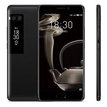 MEIZU PRO 7 Plus全球版5.7英寸6GB内存64GB ROM Helio X30 Deca-core 4G智能手机