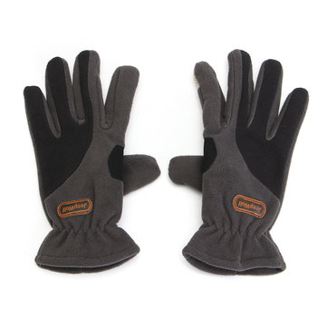 Touch Screen Gloves Full Finger Mitts Polar Fleece Winter Warmer Sports