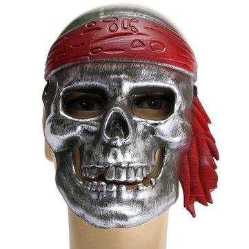 Knight Skull Mask Halloween Cosplay Masquerade Costume party Mask