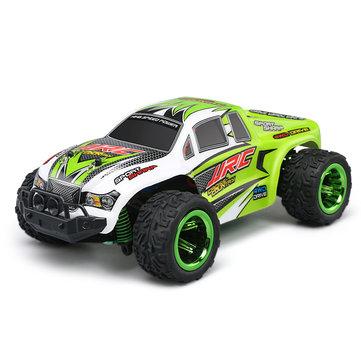 JJRCQ352.4GR/C4WD 1/26 30 + km / h รถบรรทุกมอนสเตอร์ RC รถ