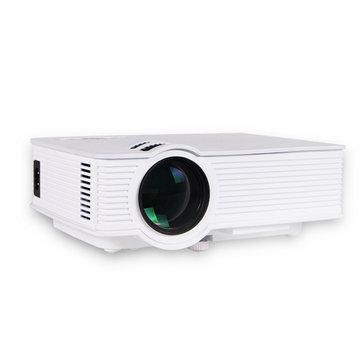 GP-9 LCD Projector 800 Lumens 800x480 Pixels Multimedia HD Home Cinema USB/SD/AV