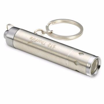 ThorFire KL44 Mini LED Keychain Flashlight With Battery