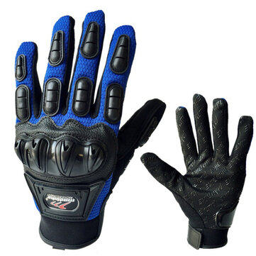 Anti-skidding Anti Shock Gloves Racing Wear-resisting For Four Seasons