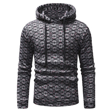 Men Casual Hoodies Sweatshirts