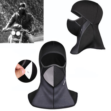 Wheel up Winter Warm Ski Motorcycly Cycling Face Mask Helmet Cap Windproof Fleece Balaclava Hat