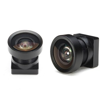 2 PCS M7 1.8mm 180 Degree Wide Angle Lens For Mini Camera