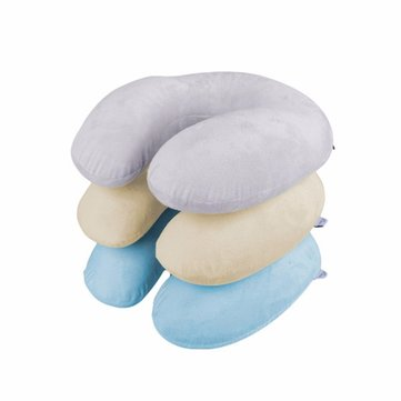 Car U Shape Pillow Memory Foam Nursing Cushion for Caring Cervical Neck 33×33×10.5cm