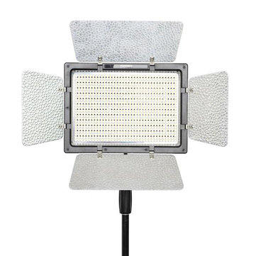 YONGNUO YN900L Bi-color 3200K-5500K Pro LED Video Light CRI95 900 Beads 7200LM Studio Lighting