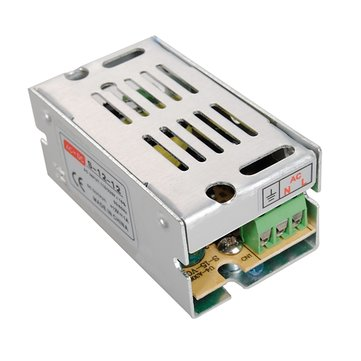 Switching Power Supply AC85-265V To 12V 1A 12W For LED Strip Light