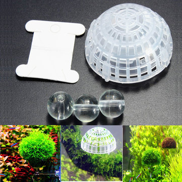 Aquarium Fish Tank Moss Floating Ball Nature Live Plants Cultivation