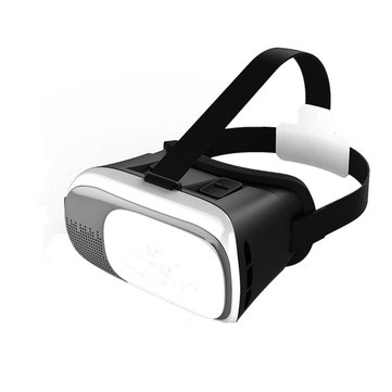 2nd Gen Blue Ray Virtual Reality  Headset 3D Glasses For Mobile Phone