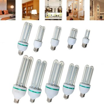 AC90-245V 3W-36W E27 LED Ultra Bright Energy Saving Warm White Light Bulb Lamp