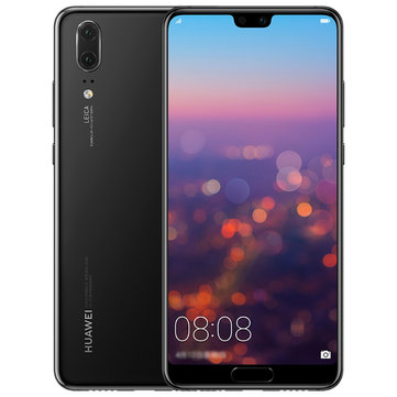 HuaweiP205,8polegadasAICâmera Traseira Dupla 6 GB RAM 128 GB ROM Kirin 970 Octa core 4G Smartphone