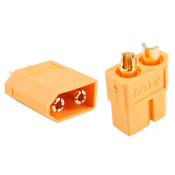 1Pair/2pcs XT60 Plug Male Female Bullet Connectors For RC Drone Multirotor FPV Racing Battery