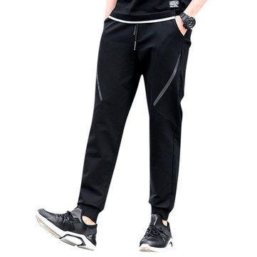 Men's Small Feet Slim Casual Harem Pants