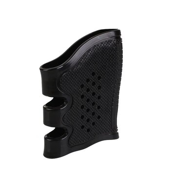 Tactical Rubber Anti-slip HandGun Tire Protect Cover Glove Holster For GL 17 19 20 21 22 31 32