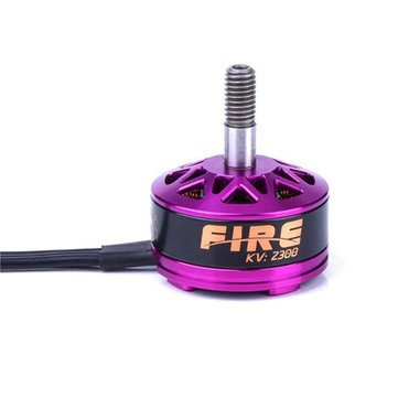 DYS Fire 2206 2100KV 2300KV 2600KV 3-6S Brushless Motor For 200 210 220 280 for RC Drone FPV Racing