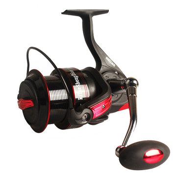 Bobing 9000-11000 Series Of Metal Fishing Spinning Reel 13+1BB Long Shot Wheel Distant Fishing Reel