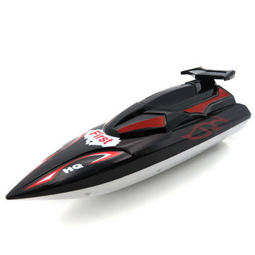 Flytec 2011-15C 24CM 27MHZ 4CH 10KM/H High Speed Racing RC Boat
