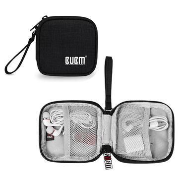 BUBM Мини-портативный чехол для хранения Anti-scratch Наушник Хранение в сборе для хранения аксессуаров Сумка