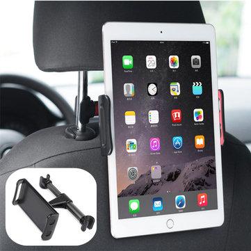 Universele 360 graden rotatie Autostoel Telefoonhouder standaard voor 4-11 inch Samsung S8 iPhone X Tablet
