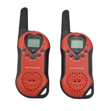 1 Pair KALOAD T6 8/22 Optional Channels 446/462MHz License Free Mini Walkie Talkie For Kid
