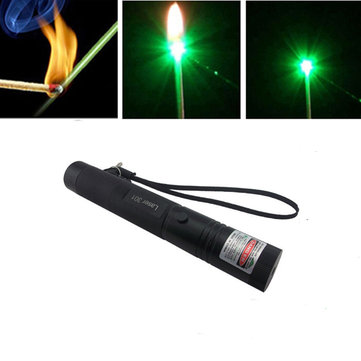 XANES GD07 G301 Focus Burn 532nm Green Laser Pointer Pen Lazer Visible Beam