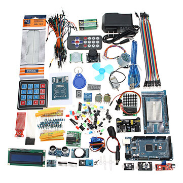 Mega 2560 The Most Complete Ultimate Starter Kit For Arduino Mega2560 UNO Nano