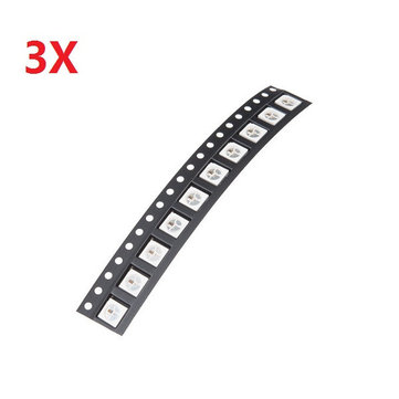 30pcs Cjmcu Rgb WS2812B 4Pin Full Color Drive LED Lights For Arduino