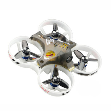 KINGKONG / LDARC TINY GT8 87.6MM FPV Racing Drone 19% AV