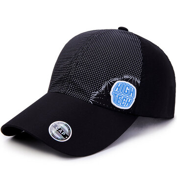 Mens Women Vintage Cotton Wave Point Baseball Cap Casual Sports Sunshade Snapback Dad Hats