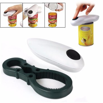 One Touch Can Opener Automatic Kitchen Food for Dining Bar
