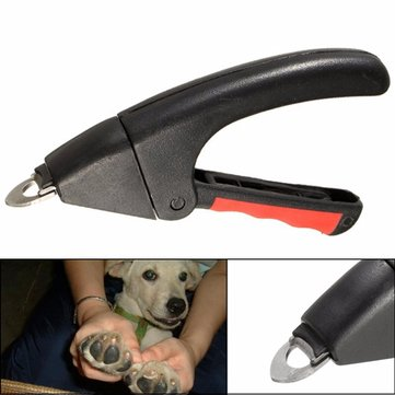 Stainless Steel Pet Dog Nail Toe Claw Clipper Trimmer Scissors Cutter Grooming
