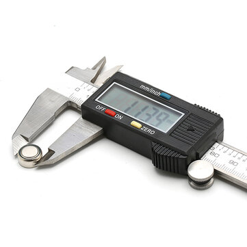 LCD 150mm Electronic Digital Vernier Caliper