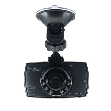 2.3 Inch Car Vehicle Dash Camera DVR Cam Full HD 1080P Night Vision Recorder