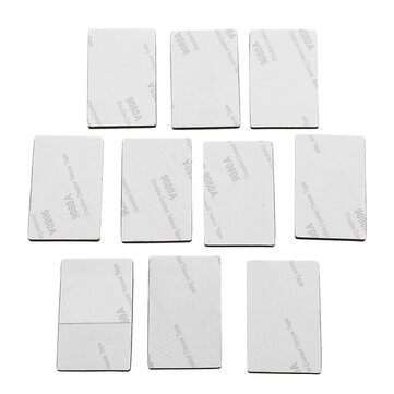 10Pcs URUAV 3/M Double Sided Foam Adhesive Tapes Pad Square Strip for Gyro RC Models