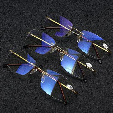 Anti Blue Ray Reading Glasses Progressive Multifocal
