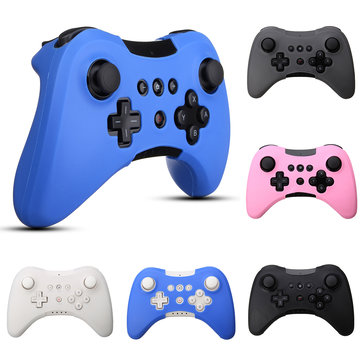 Soft Silicone Skin Case Cover Full Body Protector For Nintendo For Wii U Pro Controller