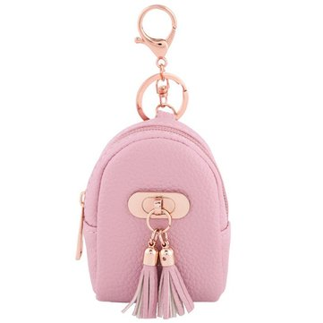 Women PU Leather Cute Change Wallet Card Holder Coin Purse