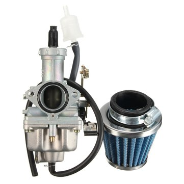 27mm Carburetor Carb 38mm W/ Air Filter For Honda ATV TRX250 TRX250X 2009-2012
