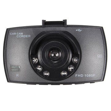 2.5 Inch LCD HD Car DVR Camera Night Vision Video Tachograph G-sensor Cam Recorder Tachograph